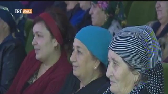 Taşkent'te 'Fedain olalım senin Özbekistan' Etkinliği