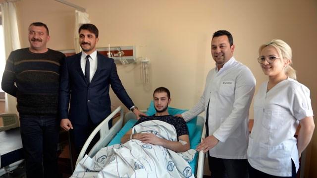 Ahıska Türklerine ücretsiz sağlık hizmeti
