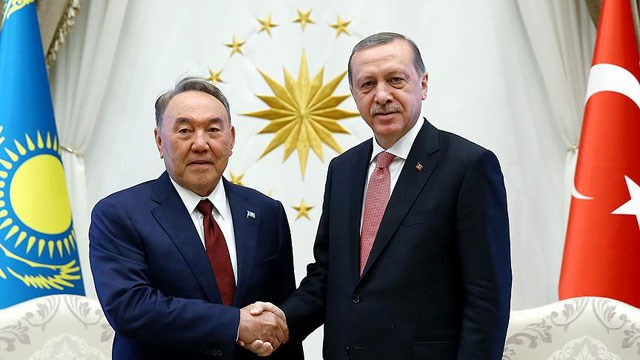 nazarbayev erdoğan ile ilgili görsel sonucu