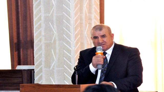 Kırgızistan Ahıska Türkleri Derneği Başkanı Dursunov oldu
