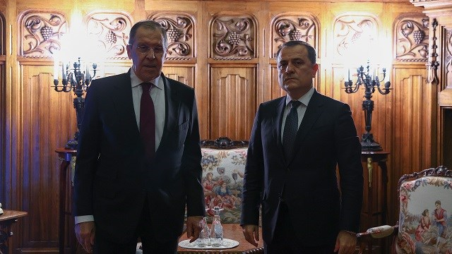 Azerbaycan Dışişleri Bakanı Bayramov Moskova'da - Avrasya'dan - Haber - TRT  Avaz