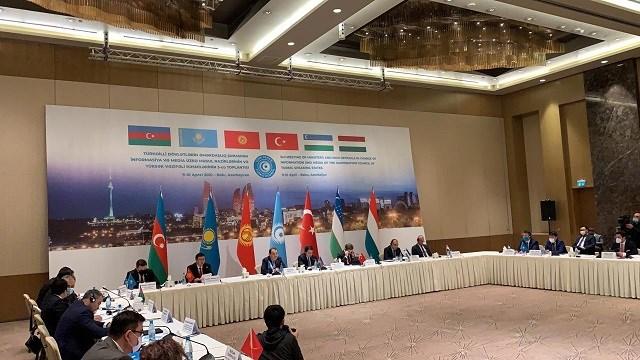 Türk Konseyi Medya ve Enformasyondan Sorumlu Bakanlar ve Başkanlar  Toplantısı Bakü'de - Avrasya'dan - Haber - TRT Avaz